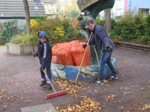 Gartentag in Langel