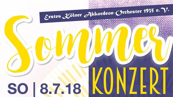 Sommerkonzert im Rathaussaal Porz