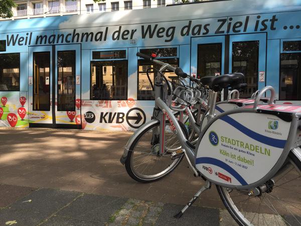 Stadtradeln Köln